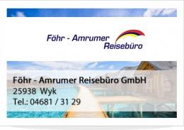 Föhr - Amrumer Reisebüro