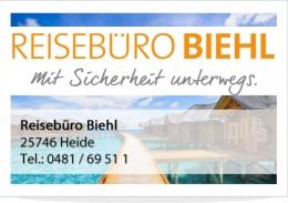 Reisebüro Biehl Heide
