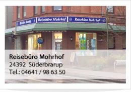 Reisebüro Mohrhof Süderbrarup