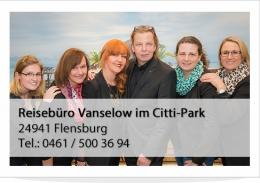 Reisebüro Vanselow im Citti-Park
