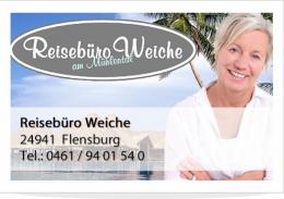 Reisebüro Weiche